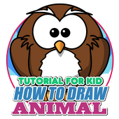 How To Draw Animals Tutorial icon
