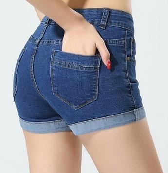 Women's Short Pants poster