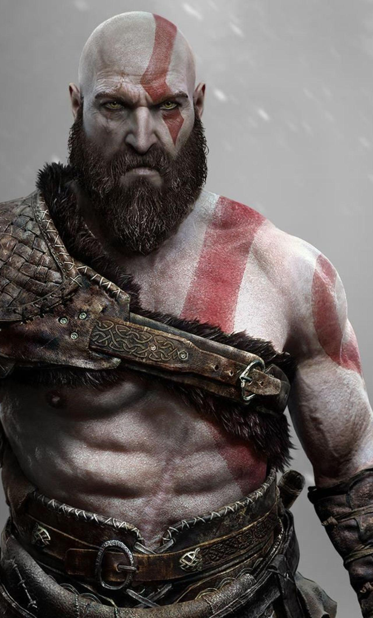 Kratos God Of War Wallpapers For Android Apk Download