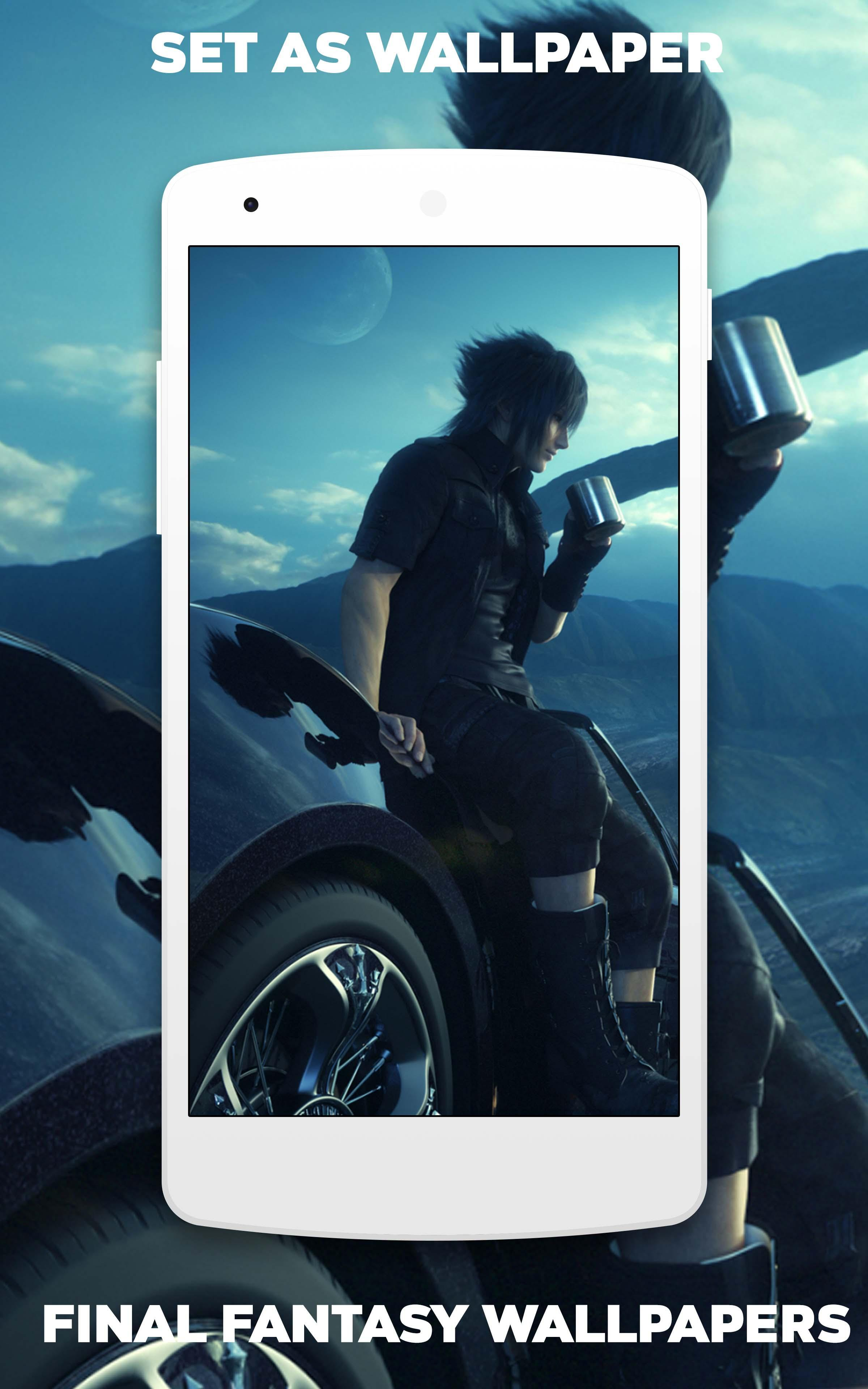 New Final Fantasy Xv Wallpaper For Android Apk Download