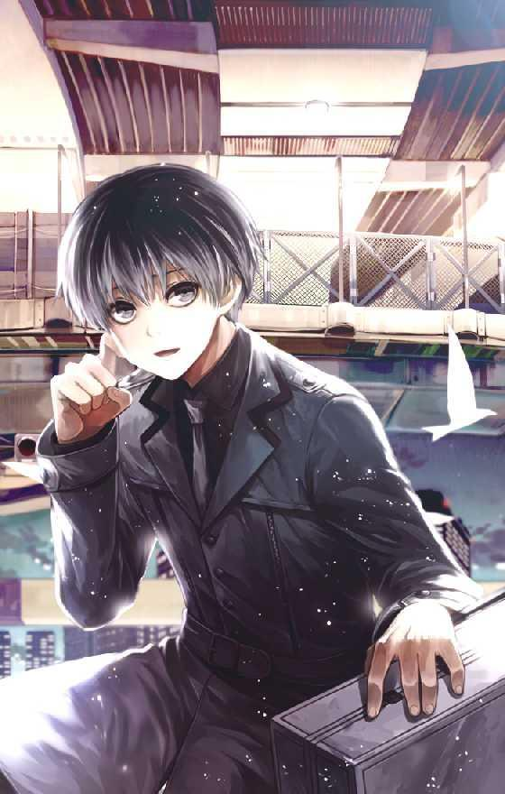 Haise Sasaki Wallpapers For Android Apk Download