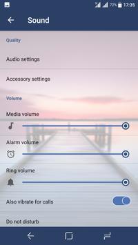 X Serenity Theme For Xperia apk screenshot