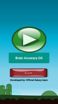Brain Accuracy OG poster