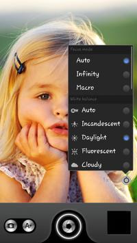 HD Camera: Ultra Shutter apk screenshot