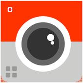 Camera Retro - Selfie, Sticker icon