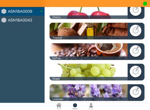 AromaPlayer apk screenshot