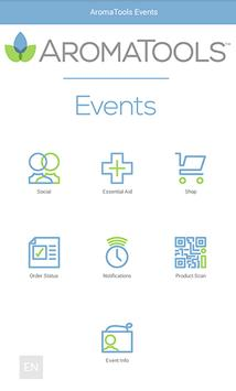 AromaTools Events apk screenshot