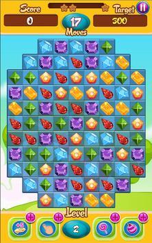 Crush Jewel Pop Mania King screenshot 4