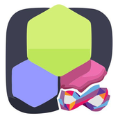 Hexagonal Puzzle icon