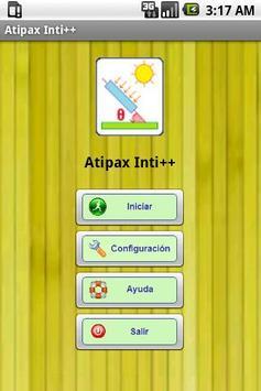 Atipax Inti++ poster