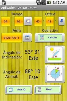 Atipax Inti++ screenshot 1
