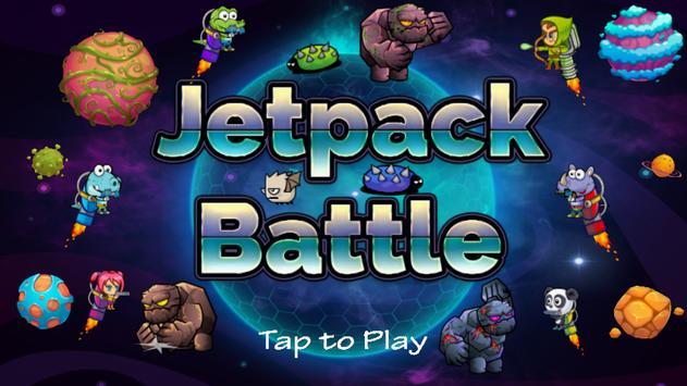 Jetpack Battle poster