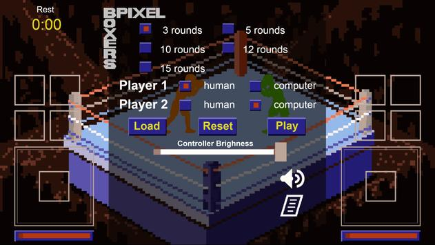 Pixel Boxers Free screenshot 3