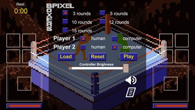 Pixel Boxers Free screenshot 7