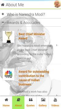 I am NaMo - Narendra Modi screenshot 2