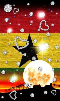 Ghana Flag screenshot 4