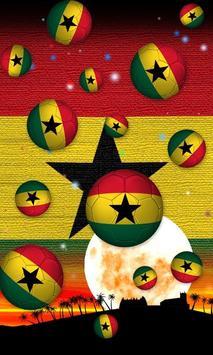 Ghana Flag screenshot 5
