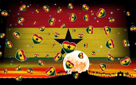 Ghana Flag screenshot 6