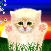Flowers Cat icon