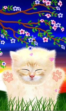 Flowers Cat apk screenshot
