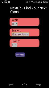 NextUp screenshot 2