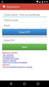 Smart Kidz Quiz - CBSE Pattern apk screenshot