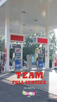 Team Full Service Cologno poster