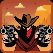 Cowboy Action Wild Shooting icon