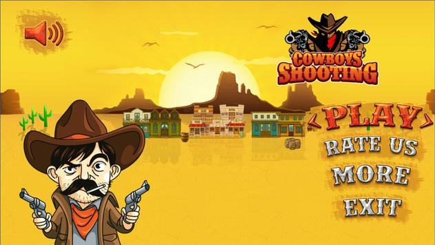 Cowboy Action Wild Shooting poster