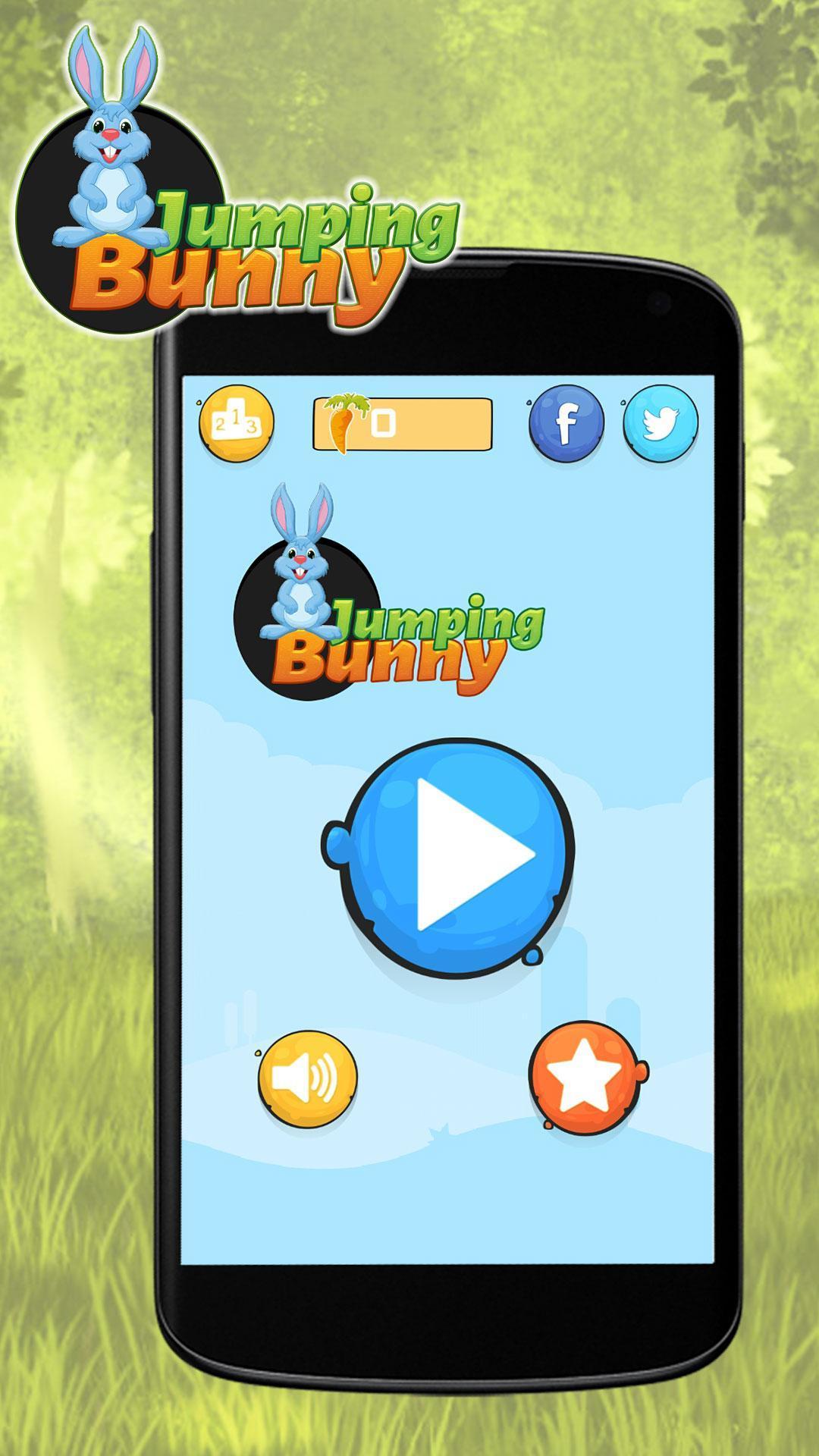 Bunny Jump 2D Legend 9