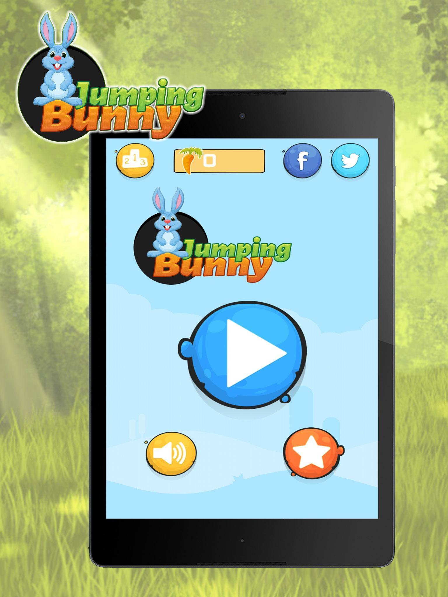 Bunny Jump 2D Legend 3