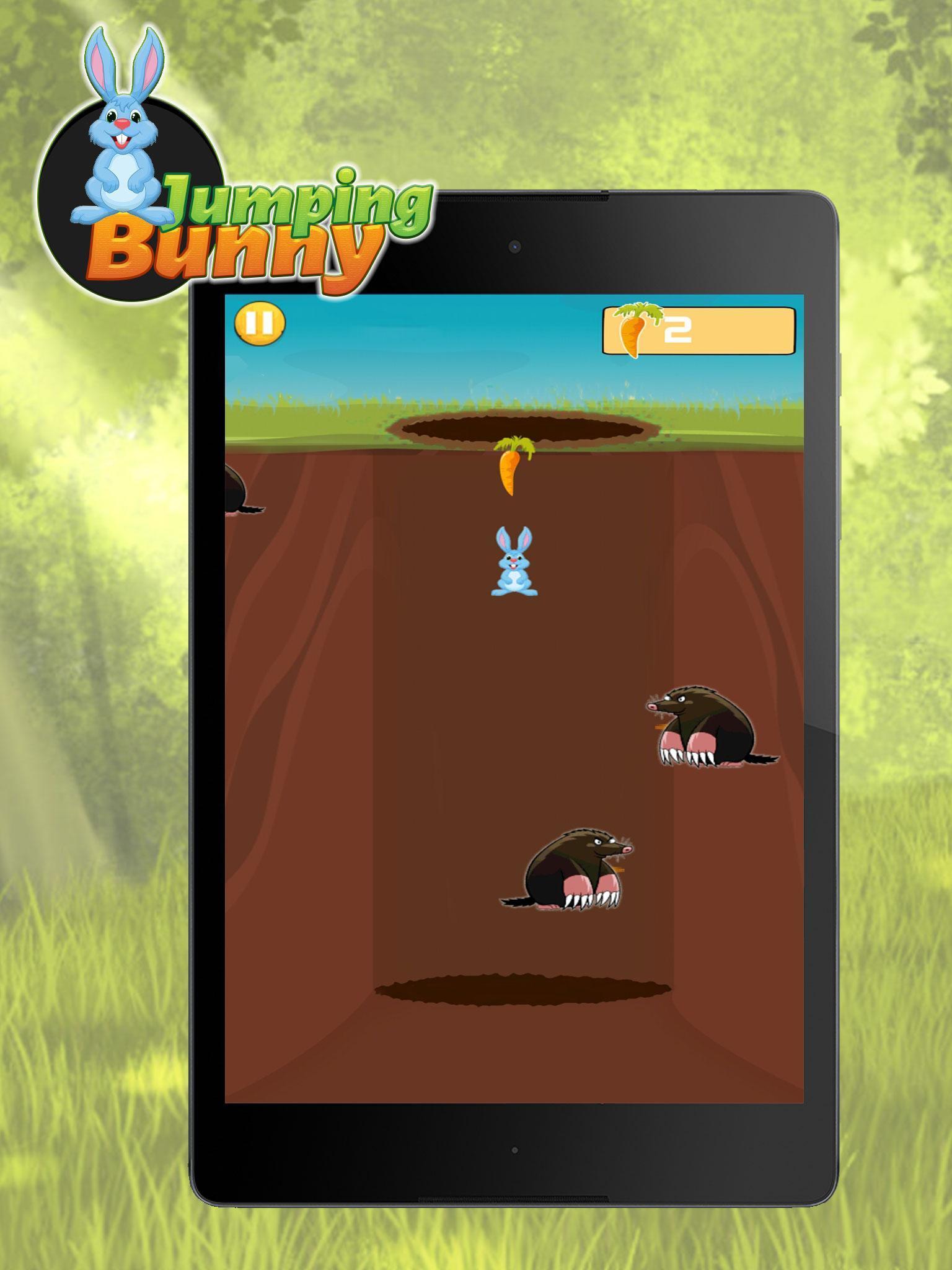 Bunny Jump 2D Legend 1