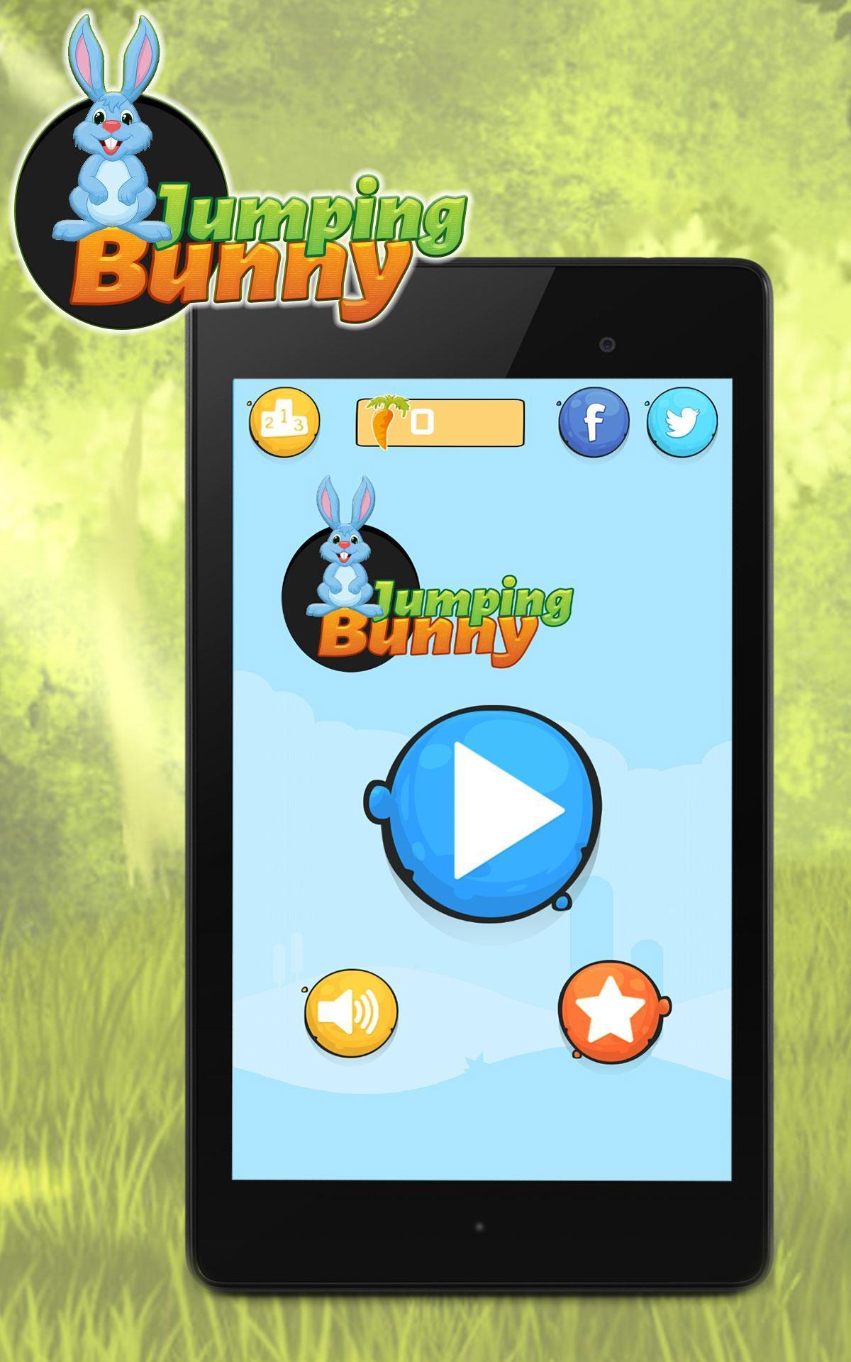 Bunny Jump 2D Legend 8
