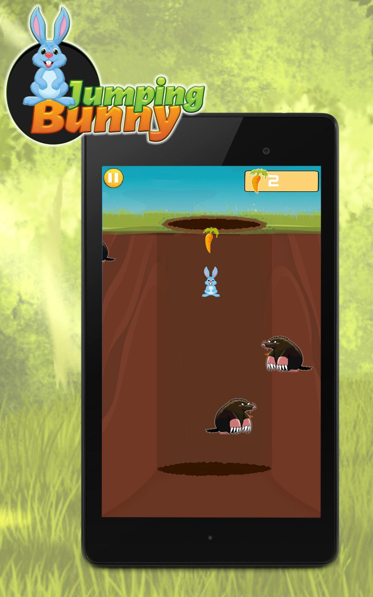 Bunny Jump 2D Legend 7
