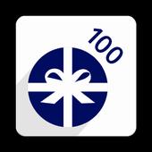 Birthday^100 icon