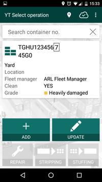 arl Yard Tally apk screenshot