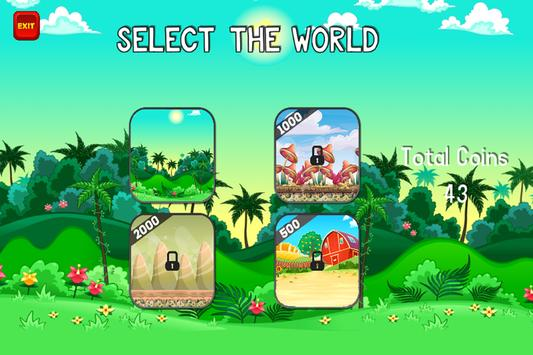 adventures arnold jump apk screenshot