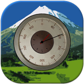 Accurate Altimeter icon