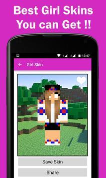 Best Girl Skins For Minecraft APK Download Free Entertainment APP - Coole minecraft skins fur madchen