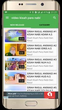 Video Kisah Para Nabi & Rasul screenshot 1