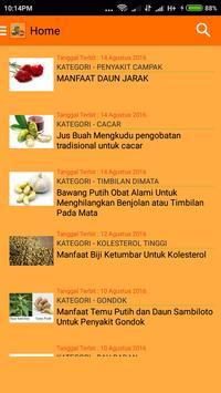 200+ Resep Obat Tradisional Herbal poster