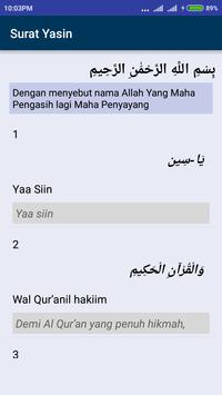 Doa Anak Muslim, Surat Pendek & Yasin + Audio screenshot 4