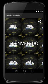 Radio Armonía 97.5Fm poster