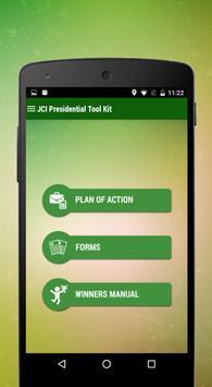 JCI India Presidential ToolKit poster