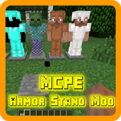 Armor Stand Mod for MCPE icon