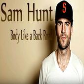 Body Like a Back Road Sam Hunt icon