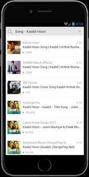 Kaabil Songs Music poster