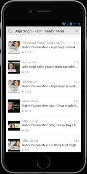 Zaalima Arijit Singh apk screenshot
