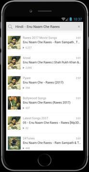 Raees Kaabil Songs screenshot 2