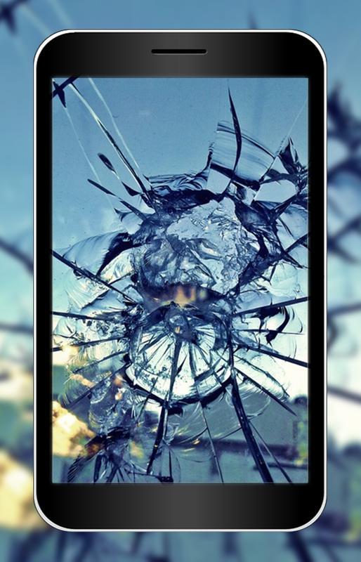 3d Broken Screen Wallpaper Hd For Android Apk Download